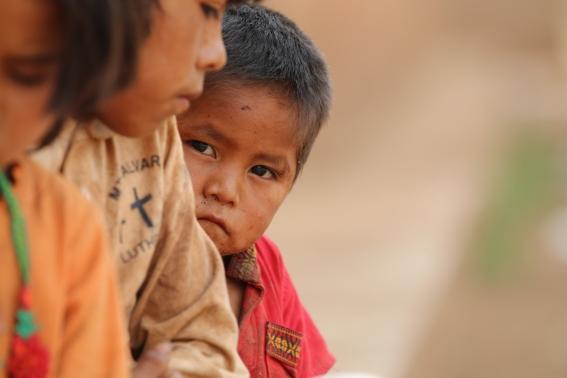 Enfant de San Andrès. Jalisco.2017