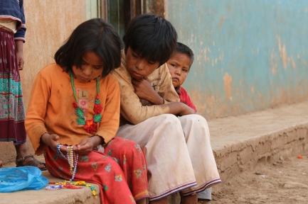 Les enfants de San Andrès. Jalisco. 2017